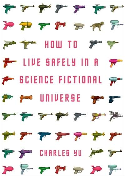 Book 100 of the Year:  Charles Yu's strange science fictional universe