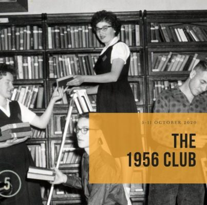 The 1956 Club & a timely novella