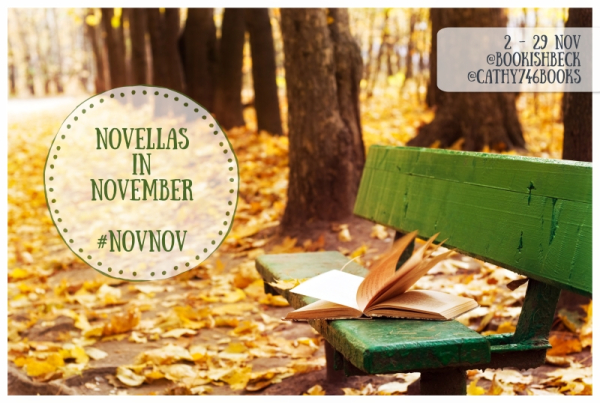 Novellas in November - Simenon, Greg & Moss