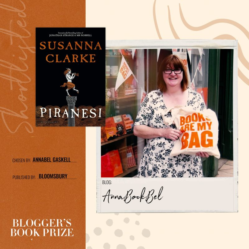 I've been shortlisted for the NB Blogger's Book Prize!