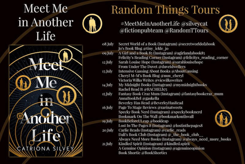 Meet Me in Another Life by Catriona Silvey - Blog Tour