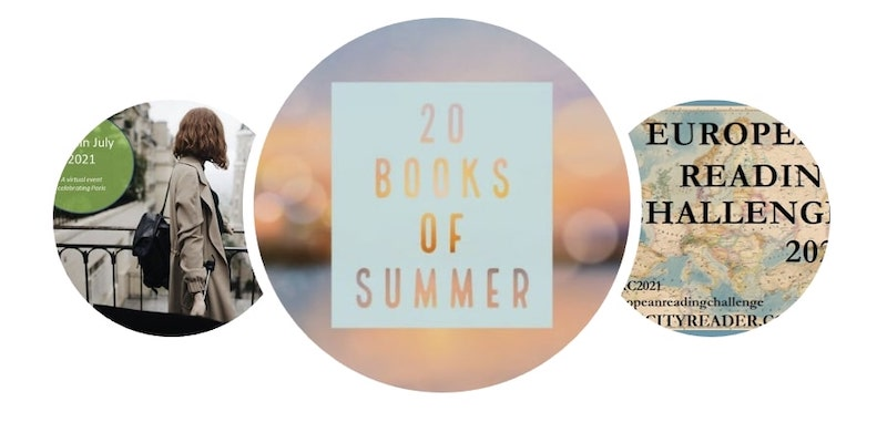 20 Books : Paris in July : Euro Reading Challenge