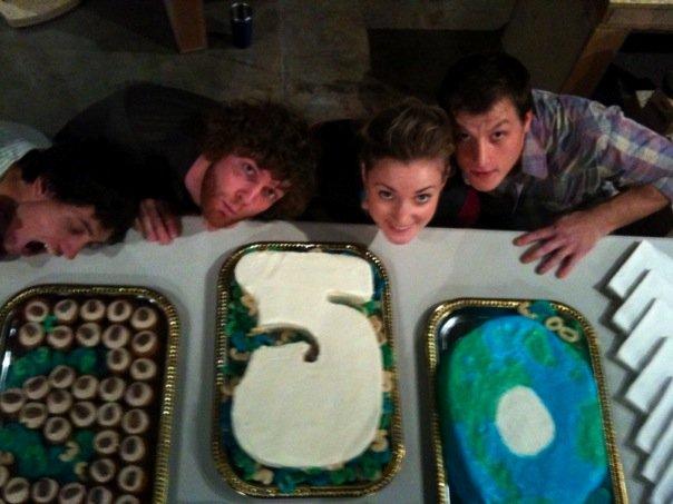 350 cake