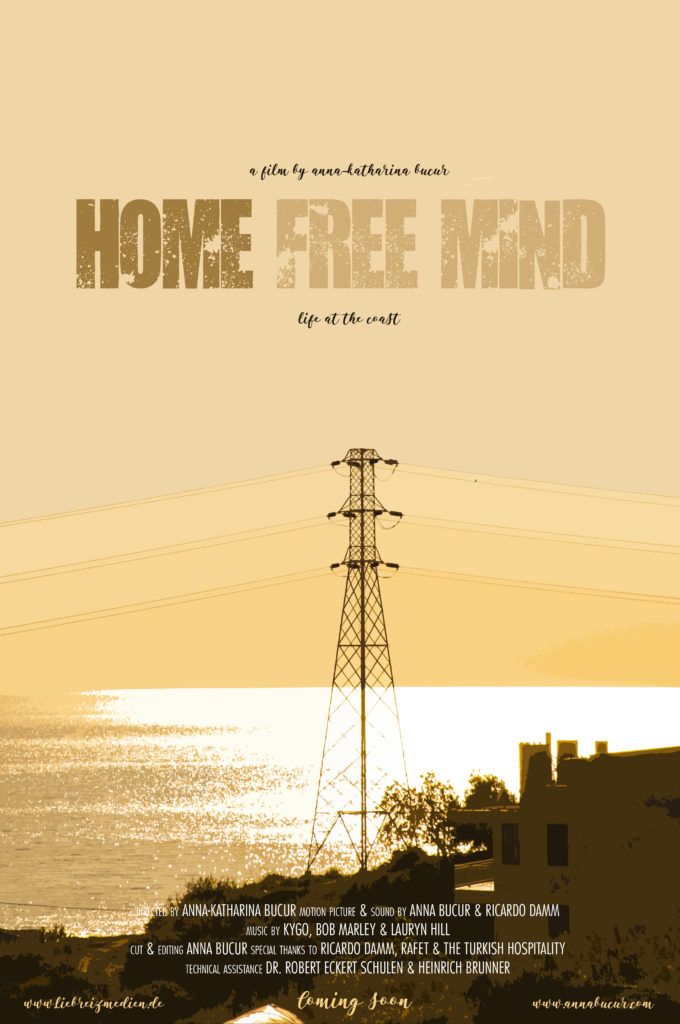 Filmplakat HOME FREE MIND