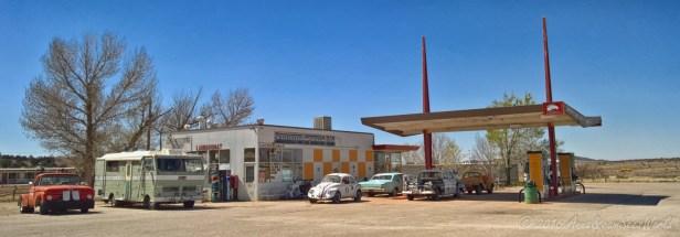 Radiator Springs Gas