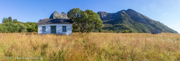 A hut in Kringelelva