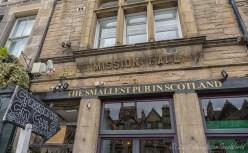 The smallest pub in Scotland?!