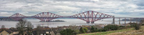 Forth Bridge is a UNESCO World Heritage Site and a railway bridge