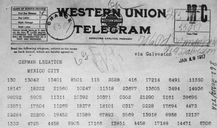 Zimmermann Telegram