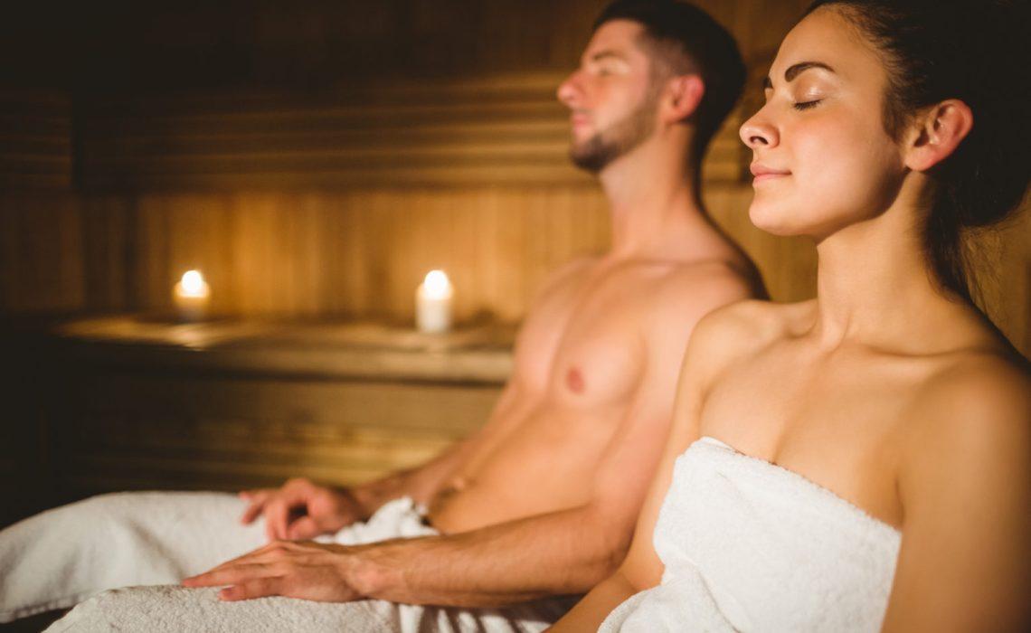 La sauna un piacere ma non per tutti