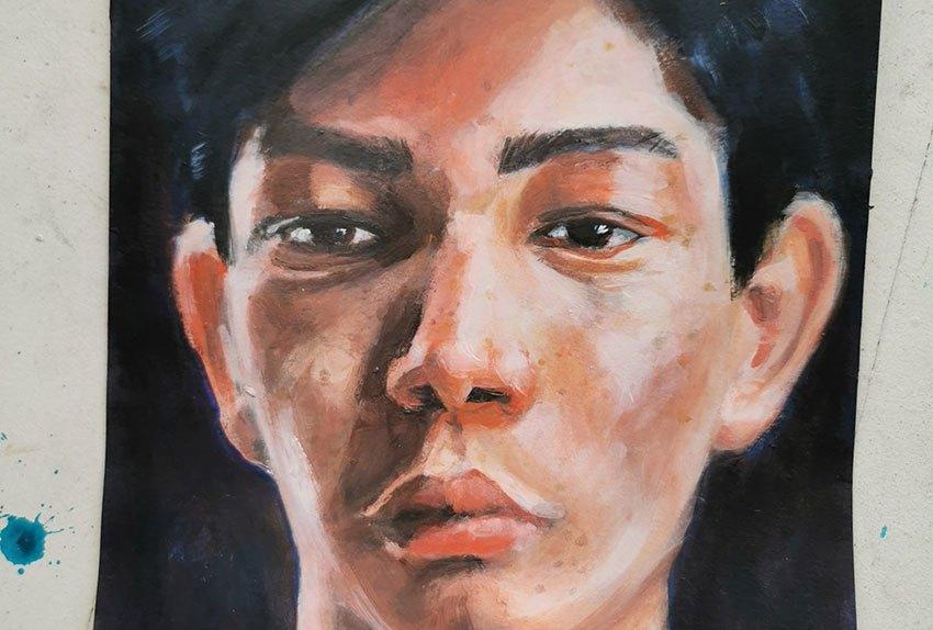 Portrait Zorn Palette