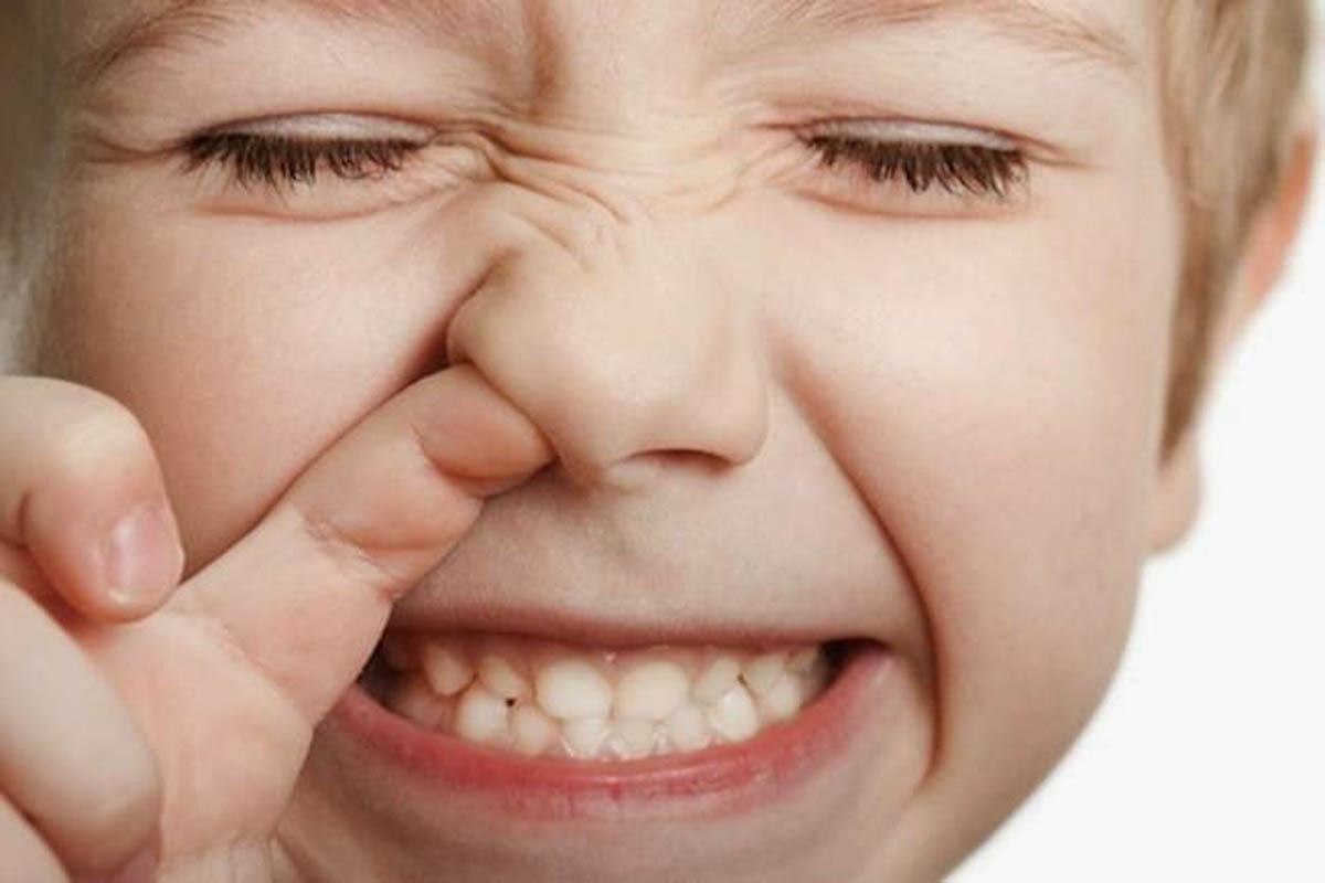 A mi hijo le sangra la nariz