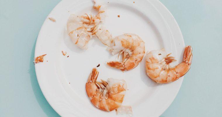 El marisco en la alimentación infantil