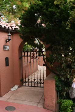 A cool gate. =P