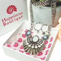 J'ai testé la boutique de bijoux Happiness Boutique ! [+ code promo]