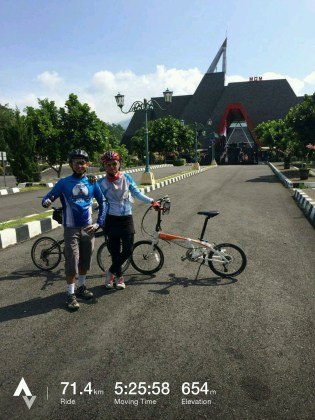 Resume Gowes
