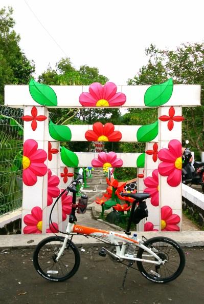 Taman Lampion di Gardu Pandang