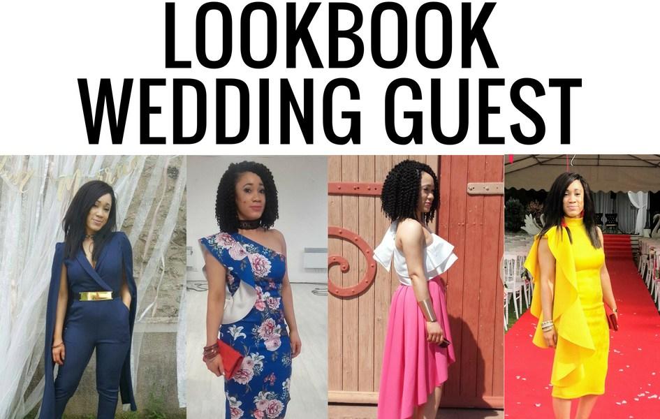 Lookbook wedding guest