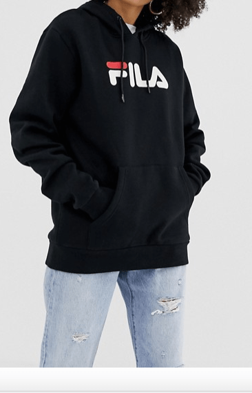 sweat oversize fila