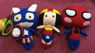 Super Heros and Heroines