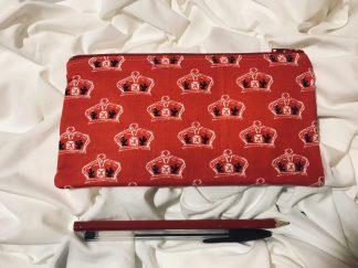 Crown Pencil Case