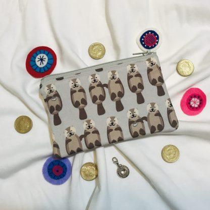 Sloths Coin Purse