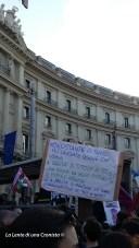 Piazza della Repubblica, Roma. Diritti delle donne