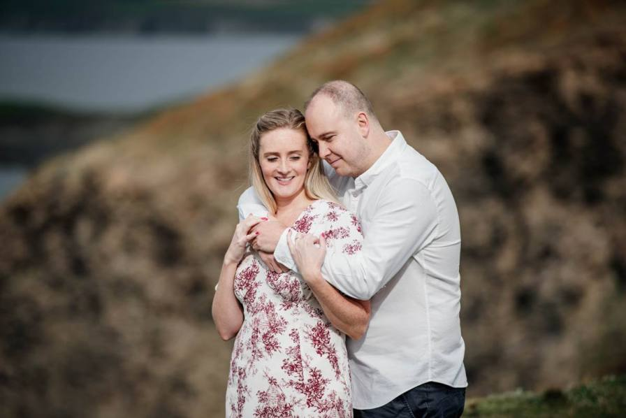Engagement session Old Head Kinsale Photography