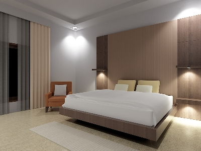 Interior Ruang Tidur Annahape Desain