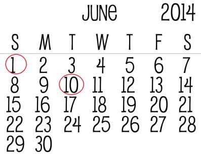 June-2014
