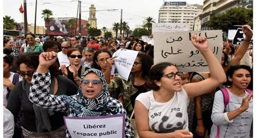 بيان فاتح ماي للقطاع النسائي للنهج الديمقراطي
