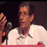 كلمة الرفيق عبد الله الحريف في إفتتاح اجتماع تنسيقية القمة الدولية للشعوب