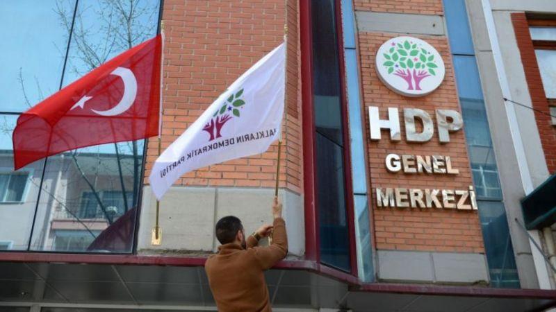 """حزب العمال يعلن تضامنه مع """"حزب الشعوب"""" التركي"""