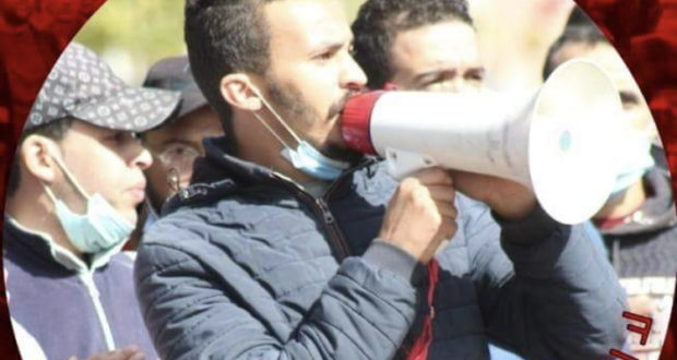 النهج الديمقراطي يدين بشديدة الحكم الجائر في حق الرفيق محمد جفى