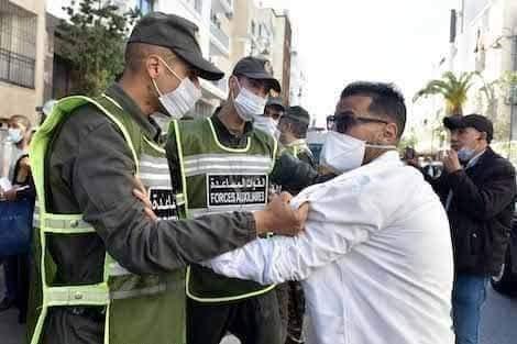 احتجاجات وإضراب بالتعليم أيام 22 و23 و24 مارس ضد القمع البوليسي