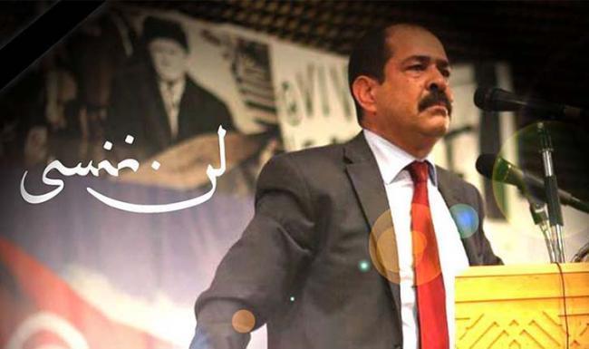 في ذكرى استشهاد شكري بلعيد: الشّهداء لا يموتون فطريقهم طريق الحياة
