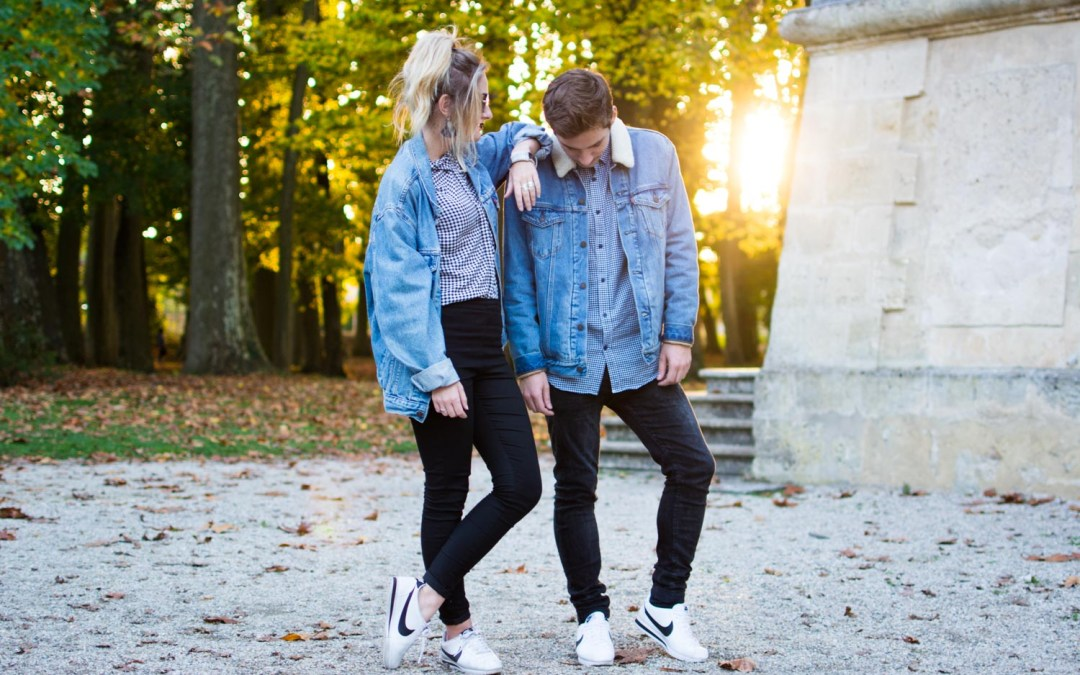 Look mixte en duo