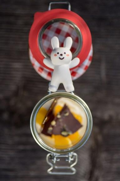 Lapinou loves Dessert