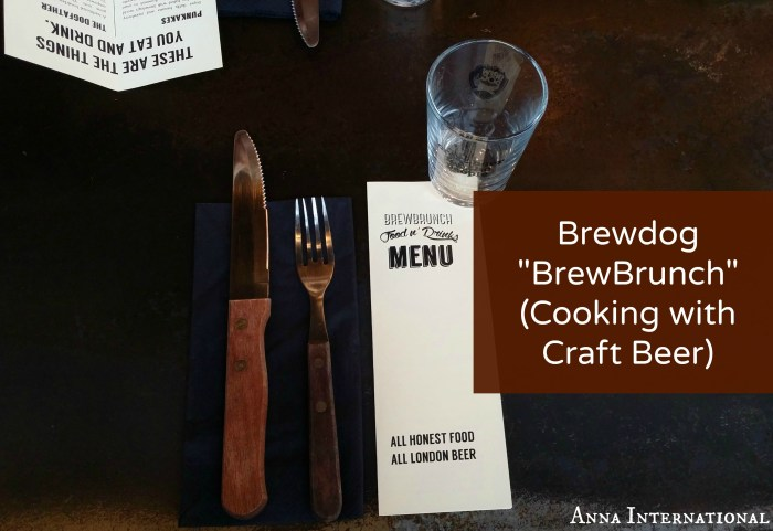 Cooking with Craft Beer | Anna International
