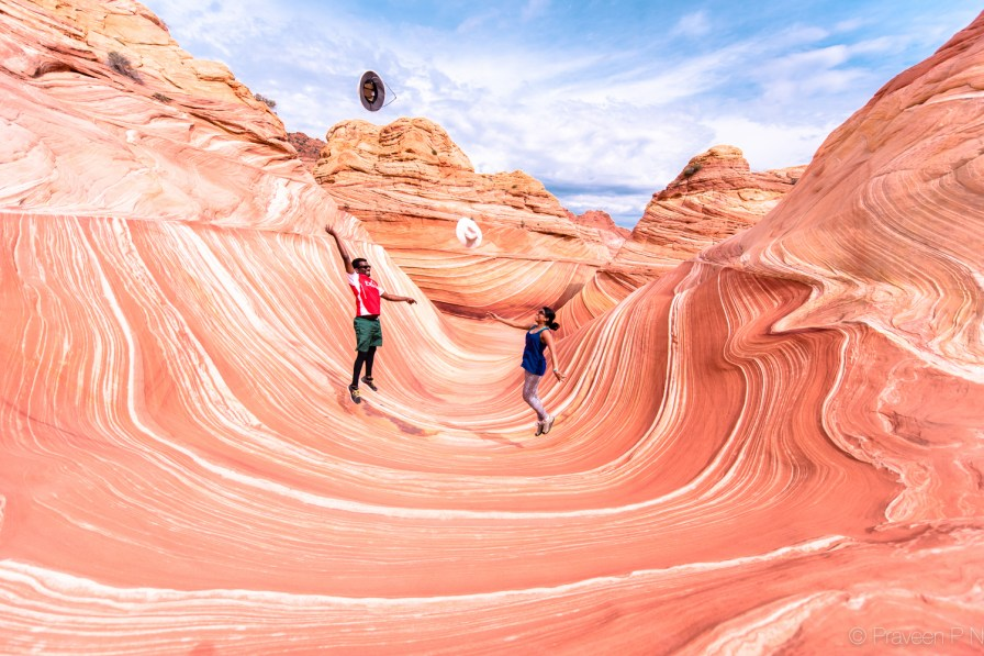 The Wave - North Coyote Buttes