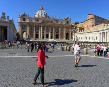 St.Peter's square