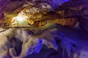 Dachstein ice cave