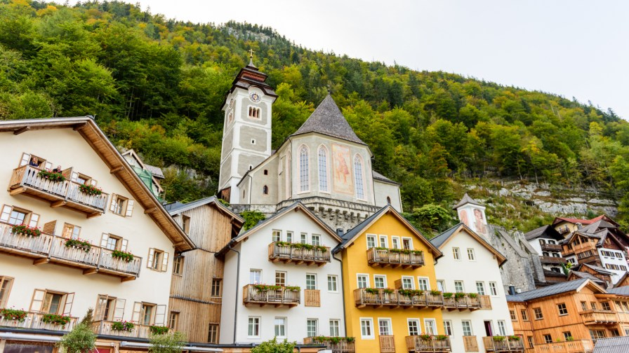 Houses of Hallstatt