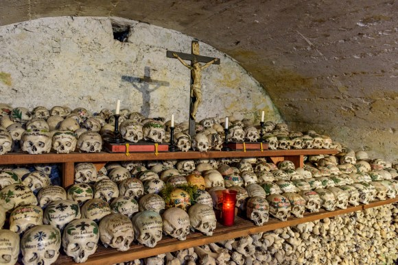 Hallstatt's ossuary