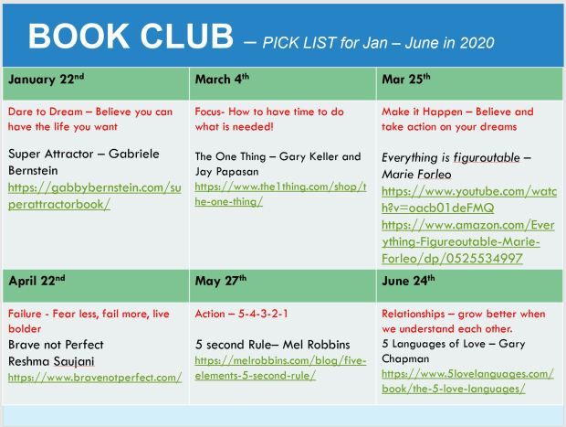 Book Club_Morris Plains_schedule_Jan2020