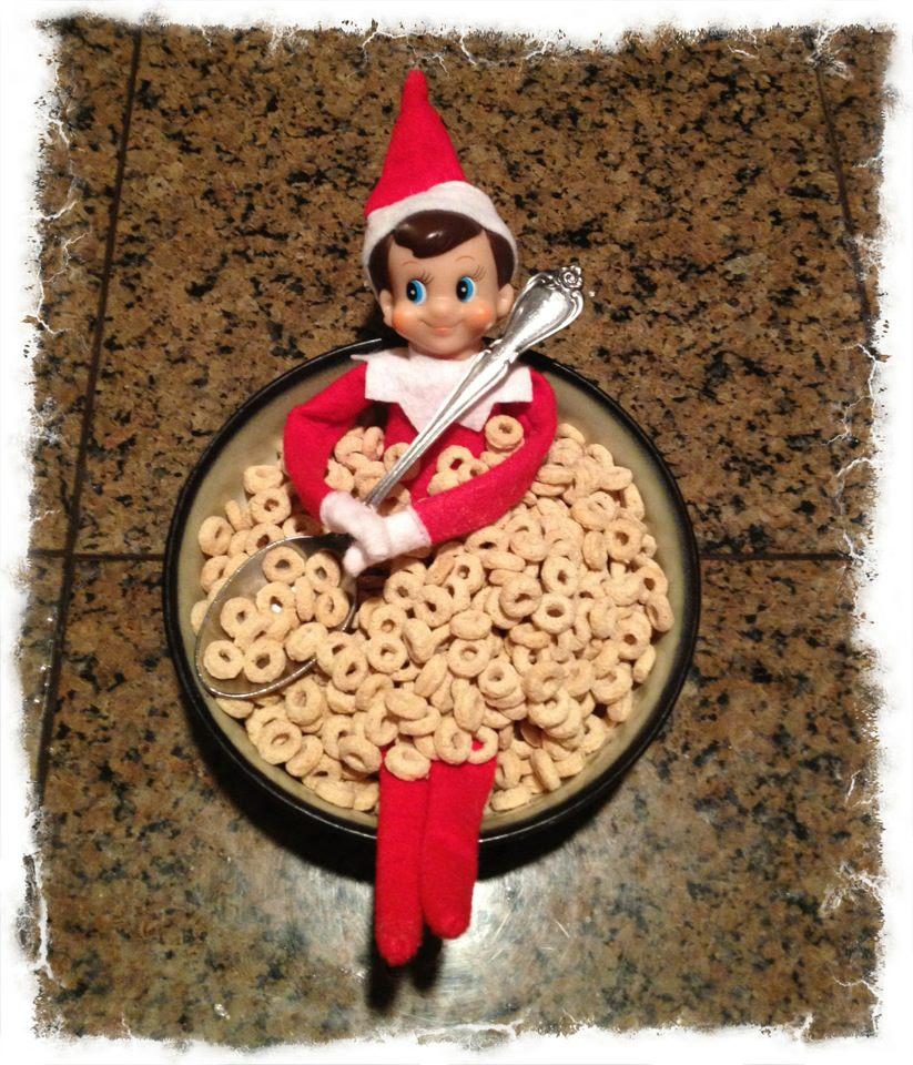 Merry Christmas Elf On The Shelf Photographer Baton Rouge