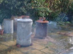 smoke f. in rain blog