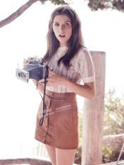 Anna Kendrick - Glamour Magazine (2015)