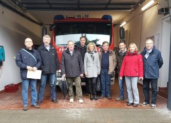 SPD-Ortsverein Metternich-Bubenheim lud zum Stadtteilspaziergang ein