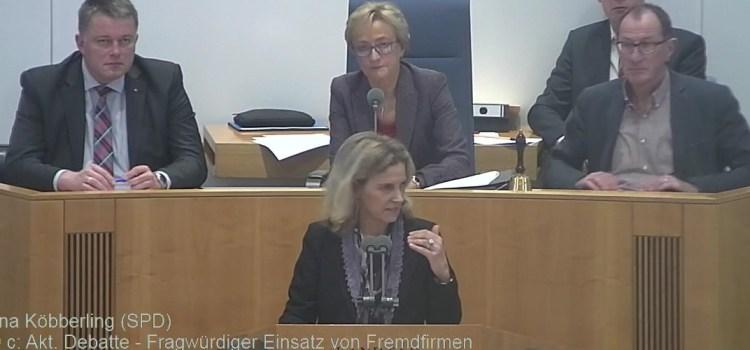 """26.10.17: Aktuelle Debatte auf Antrag der CDU: """"Fragwürdiger Einsatz von Fremdfirmen bei rheinland-pfälzischen Finanzämtern"""""""